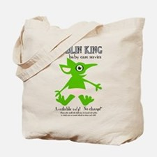 Goblin King Baby Care Tote Bag