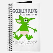 Goblin King Baby Care Journal