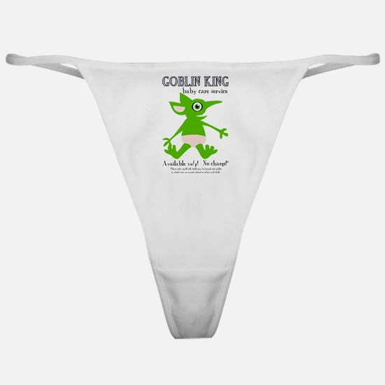 Goblin King Baby Care Classic Thong