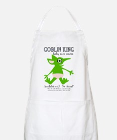 Goblin King Baby Care BBQ Apron