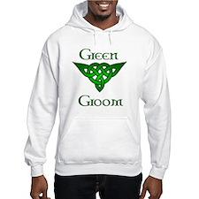 Celtic Green Groom Hoodie