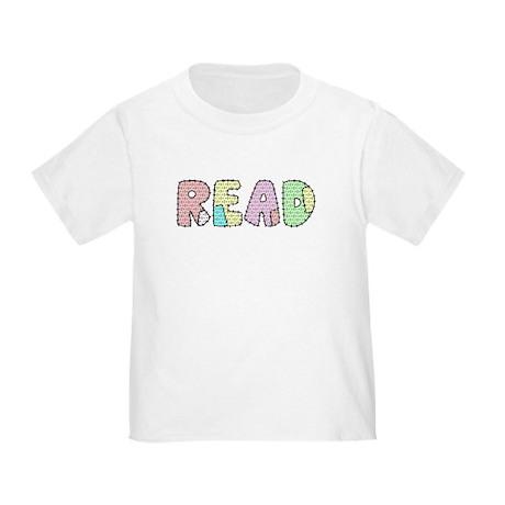 Read Patchwork Toddler T-Shirt