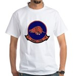 VAW 114 Hormel Hogs White T-Shirt