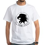 VAW 113 Black Eagles White T-Shirt