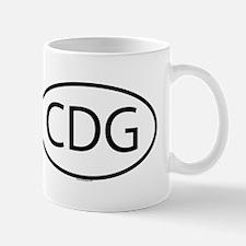 CDG Mug