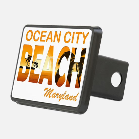 Unique Ocean city maryland Hitch Cover