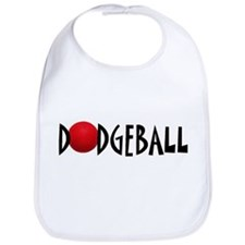 Dodgeball single Bib