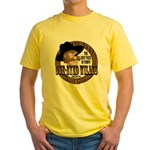 One-Eyed Willy's Yellow T-Shirt
