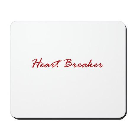 Heart Breaker Mousepad