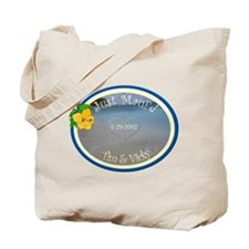 Tim and Vicky Just Maui'd Tote Bag