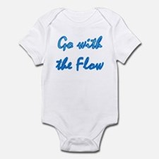 Go With the Flow Infant Bodysuit