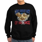 Last act of defiance Sweatshirt (dark)