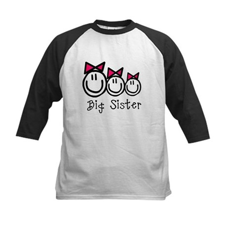 big_sister_girls Baseball Jersey