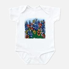 Wildflowers Infant Creeper