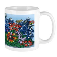Unique Wildflowers Mug
