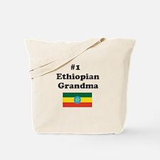 #1 Ethiopian Grandma Tote Bag