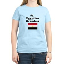 #1 Egyptian Grandma T-Shirt