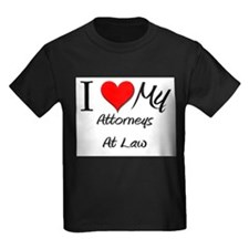 I Heart My Attorneys At Law T