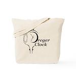 Dreger Clock Tote Bag
