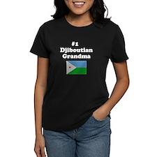 #1 Djiboutian Grandma Tee