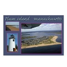 Postcards of Plum Island (Package of 8)