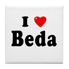 BEDA Tile Coaster