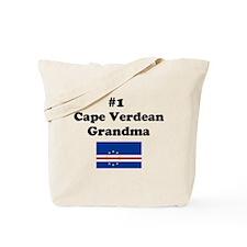 #1 Cape Verdean Grandma Tote Bag