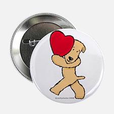 """SCWT valentine 2.25"""" Button"""