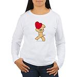 SCWT valentine Women's Long Sleeve T-Shirt