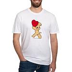 SCWT valentine Fitted T-Shirt