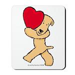 SCWT valentine Mousepad