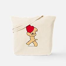 SCWT valentine Tote Bag