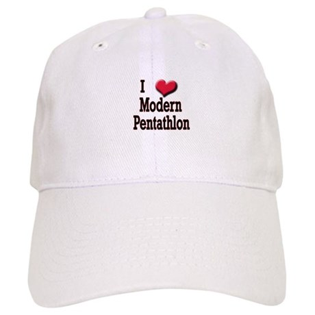 I Love (Heart) Modern Pentath Cap