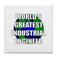 World's Greatest Industrial E Tile Coaster