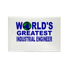 World's Greatest Industrial E Rectangle Magnet
