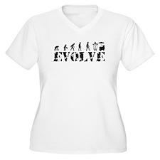 Street Vendor Evolution T-Shirt