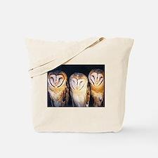 Unique Laughing owl Tote Bag
