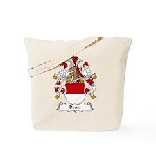 Deutz Family Crest Tote Bag