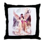 Angel Bride Throw Pillow