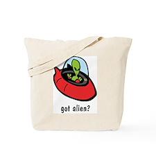 Got Alien Tote Bag