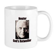 Neuter God's Rotweiller Mug