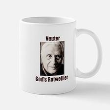 Neuter God's Rotweiller Mug