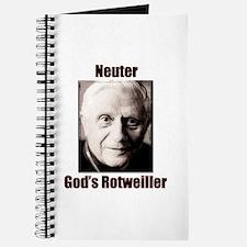 Neuter God's Rotweiller Journal