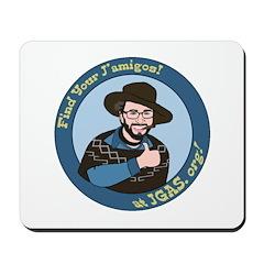 J'Amigos! Mousepad