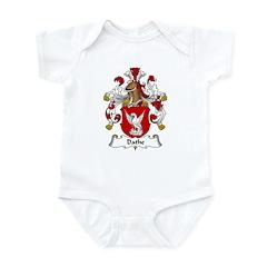 Dathe Family Crest Infant Bodysuit