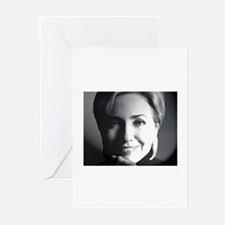 HILLARY 2008 Greeting Cards (Pk of 10)