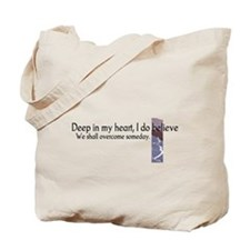 Deep In My Heart Tote Bag