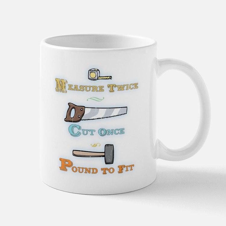 Pound to Fit Mug