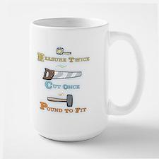 Pound to Fit Large Mug