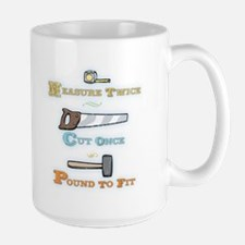 Pound to Fit Mug